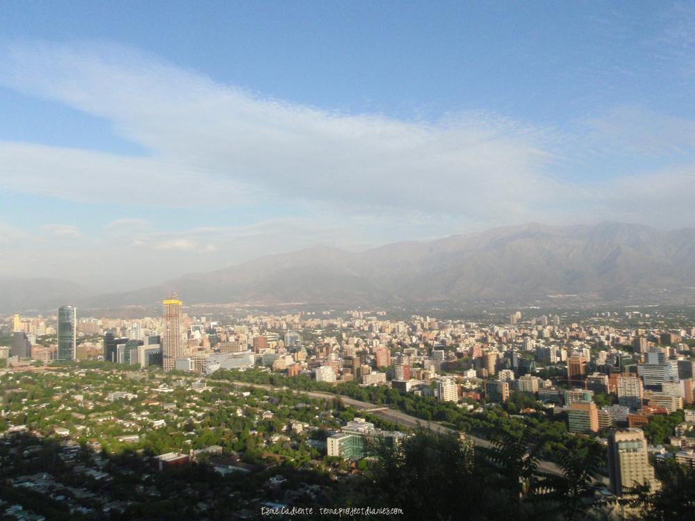 Santiago, Chilé