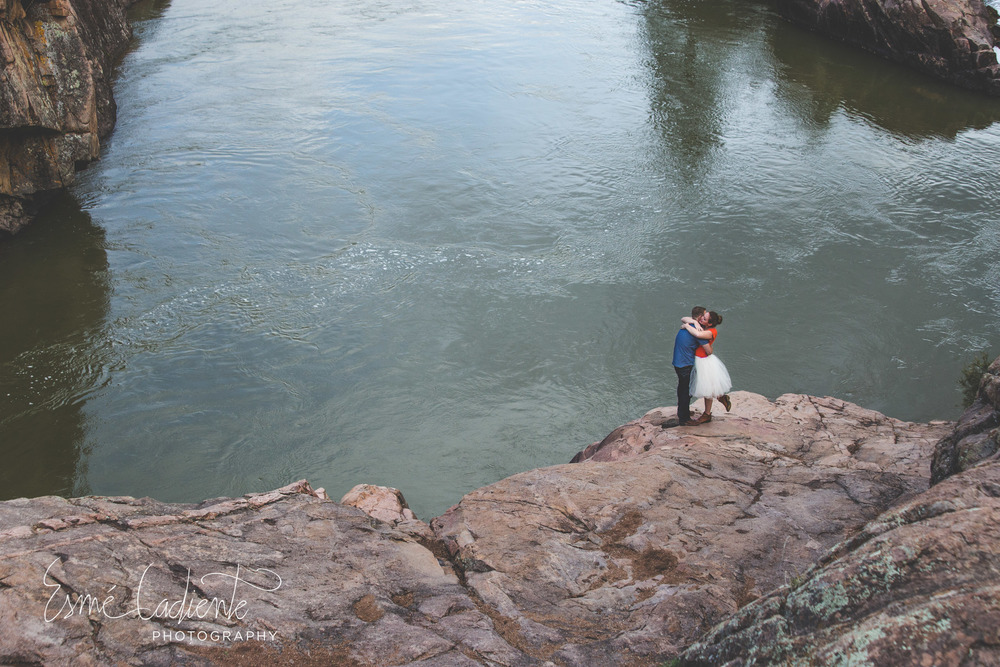 Bakers Bridge, Durango wedding photography
