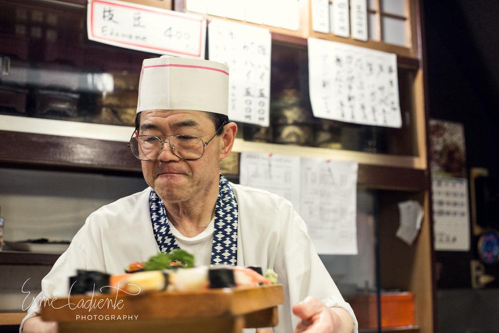 Nozawa Onsen Sushi