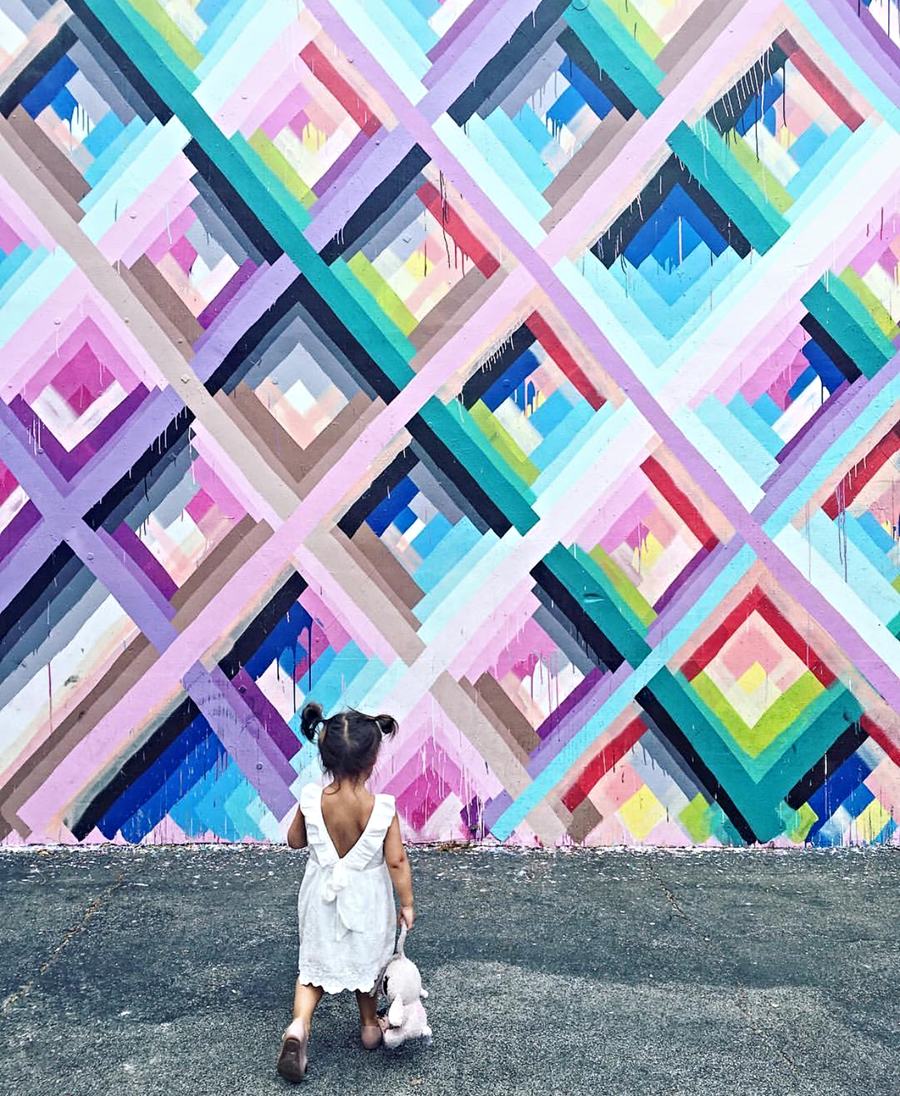 Miami | Wynwood Walls (photo via @lumiming)
