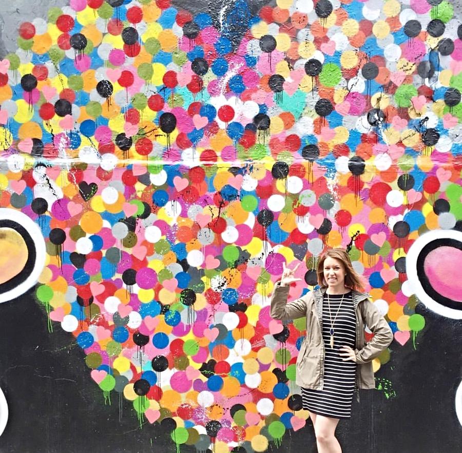 NYC, NY | Midtown (photo via @loopsandbelles)