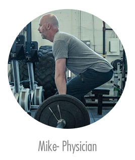 """""""I have put on about 30 lbs of muscle and now I am 185 with 13% body fat. I have had chronic back troubles long before starting Quantum and the specialized program has made my back much stronger."""""""