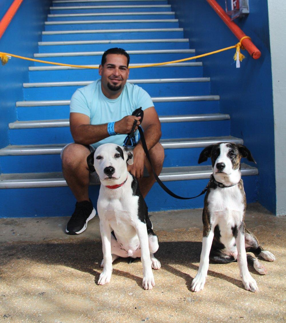 Omar, Kilo & Kimbo