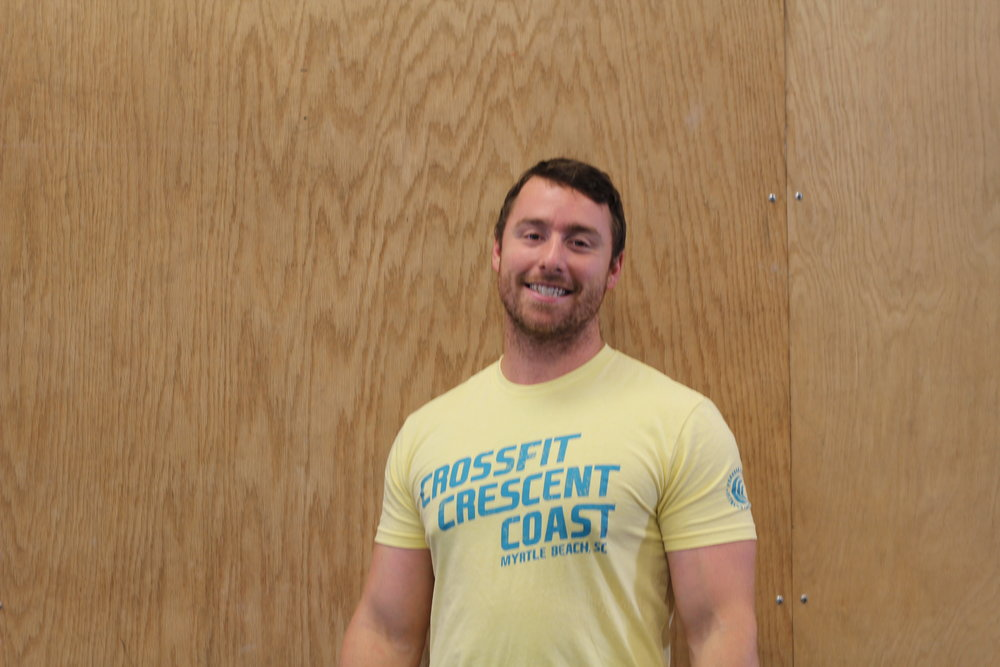 Ryan bingham - Owner/OperatorLevel 1 CrossFit CertificationUSAW level 1 certification
