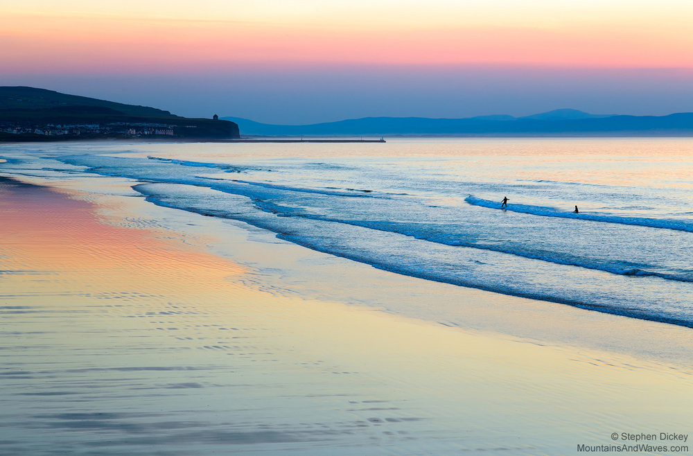 Portstewart Strand, County Londonderry, Northern Ireland