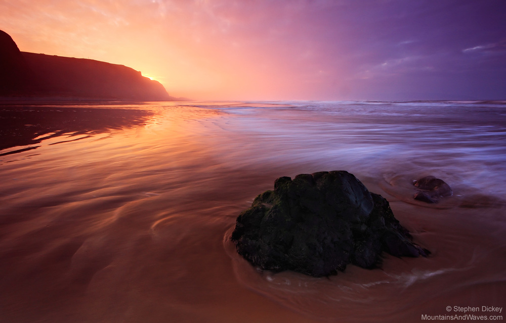 Benone Strand, County Londonderry, Northern Ireland
