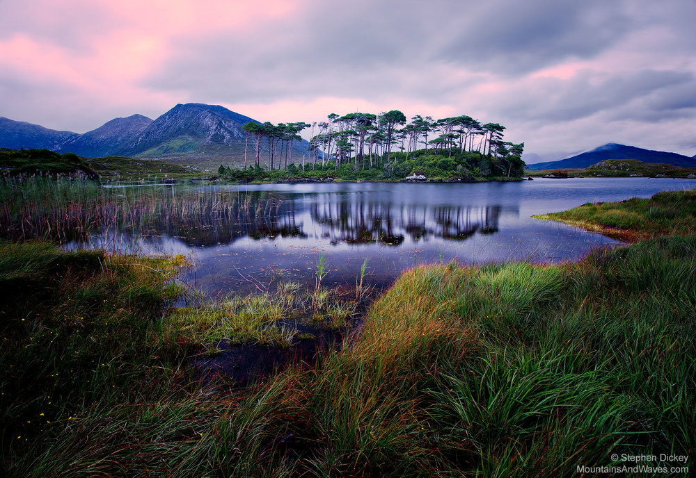 Derryclare Lough, County Galway, Ireland