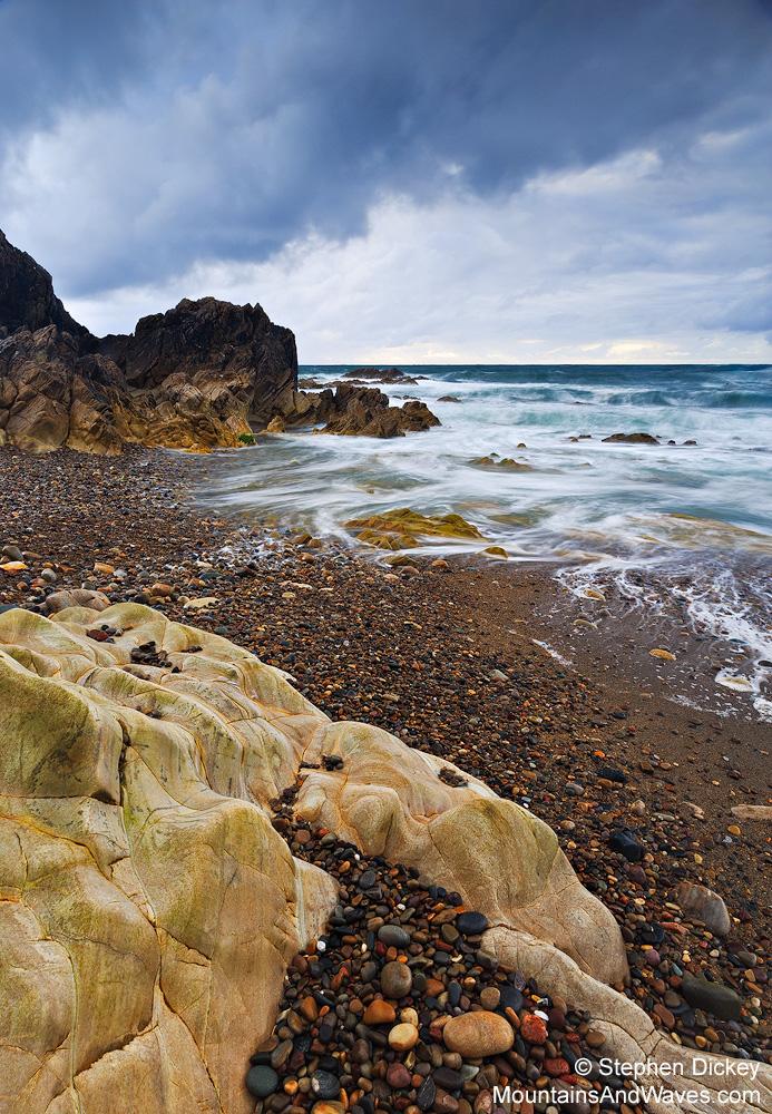 Pebble Twist, County Donegal, Ireland