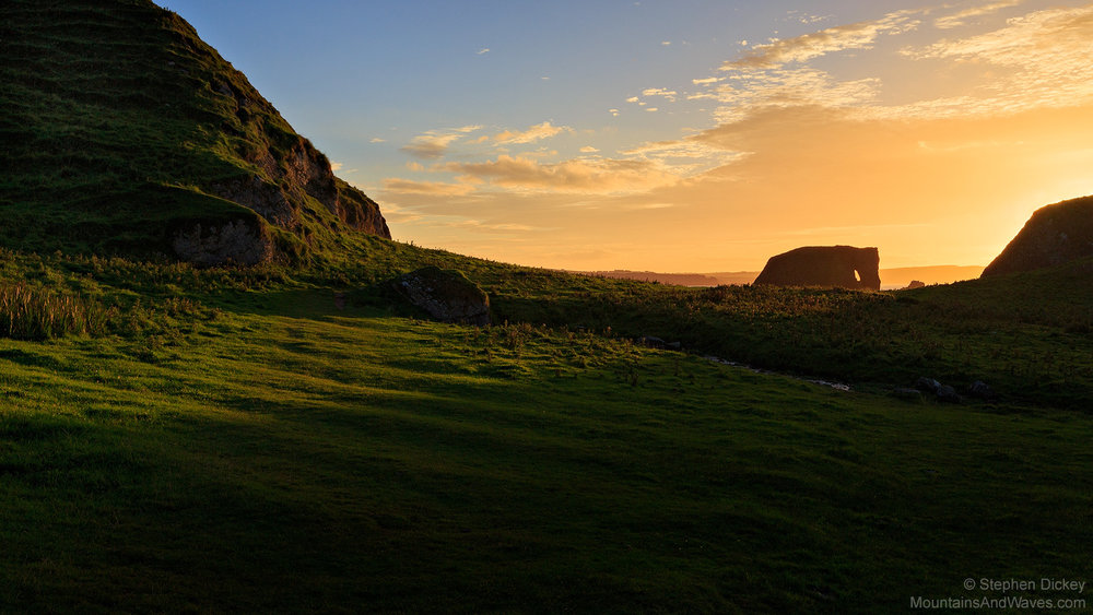 Golden Elephant, County Antrim, Northern Ireland
