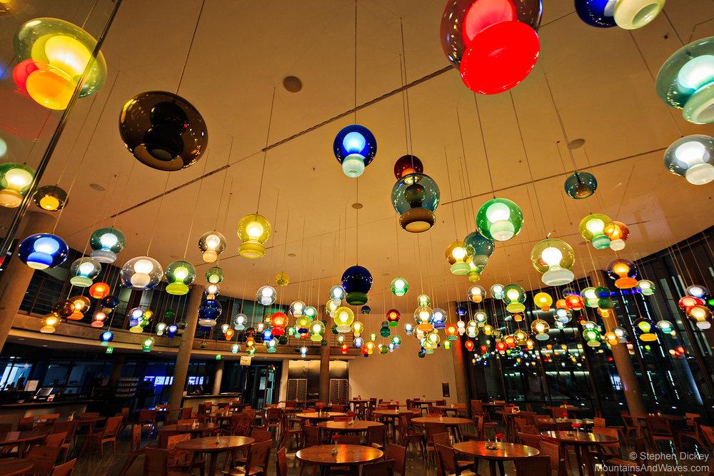 'Powerful Lights,' Berlin