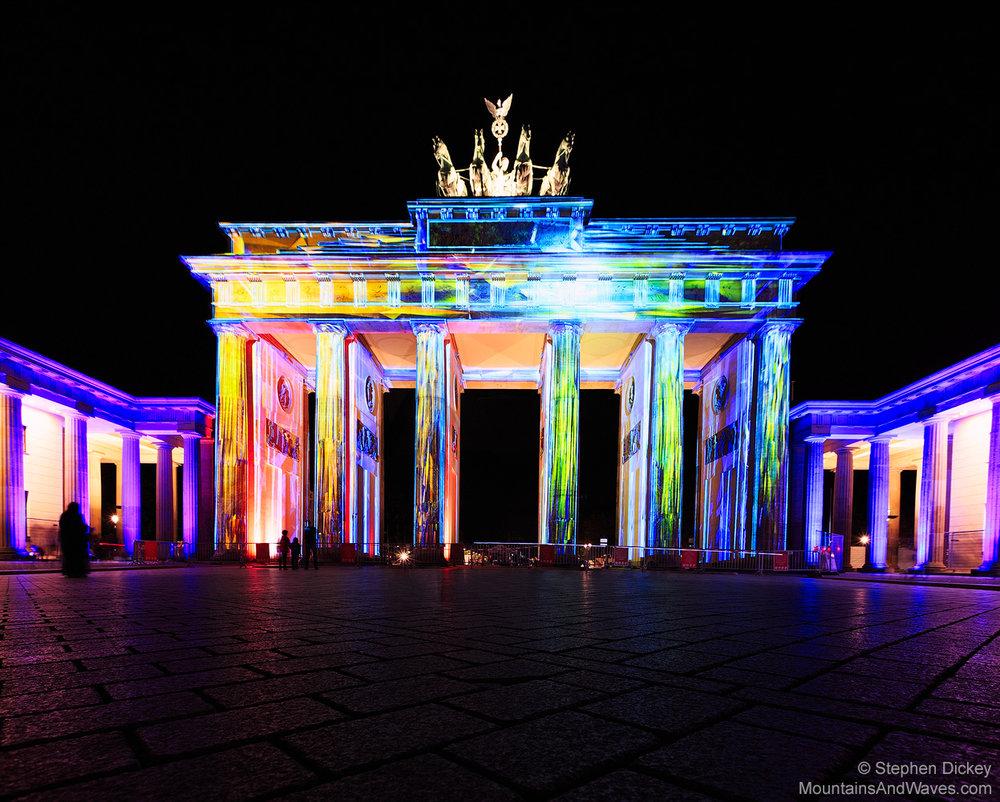'The Gate,' Berlin