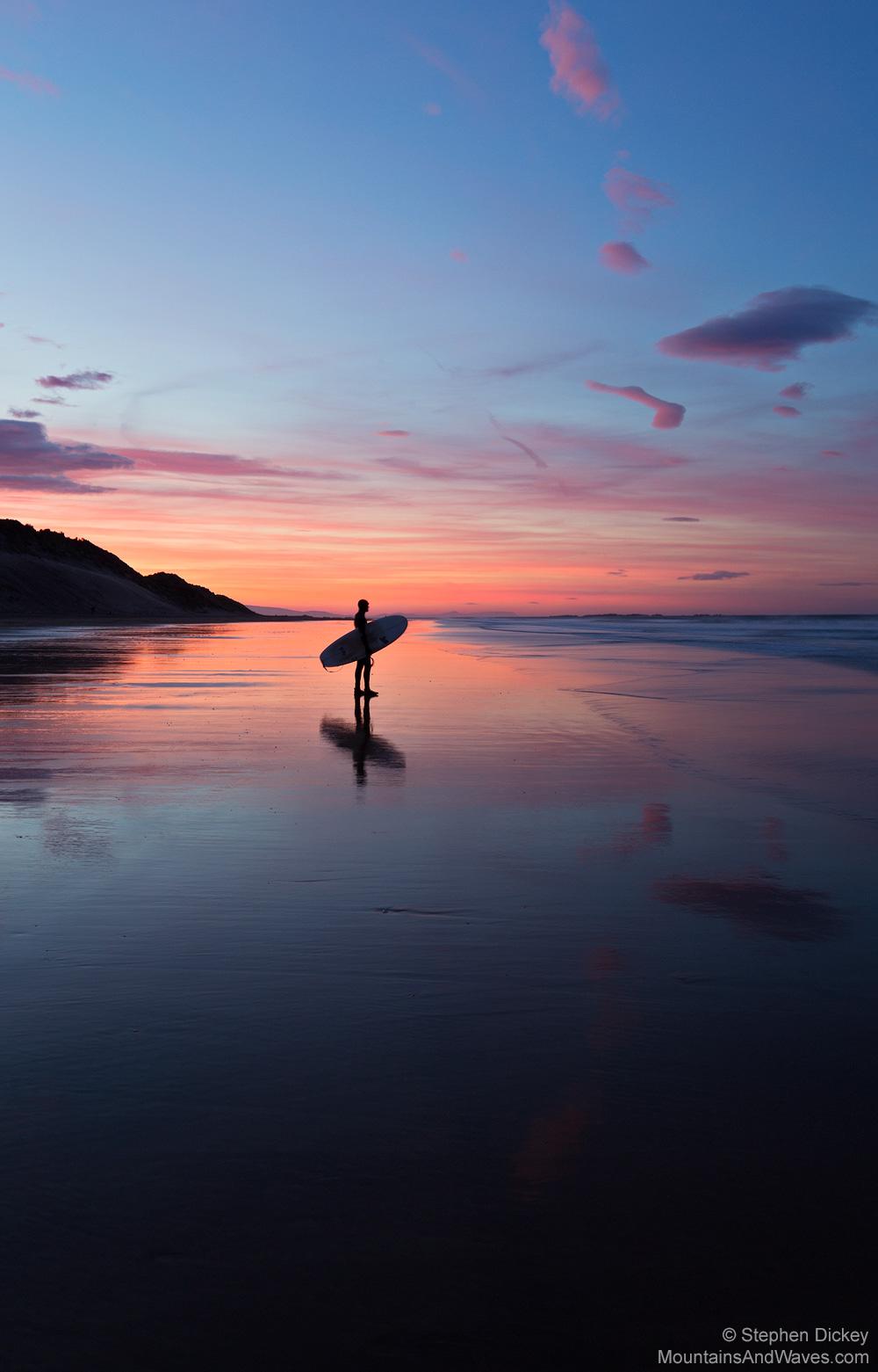 The Surfer, Portrush, County Antrim, Northern Ireland