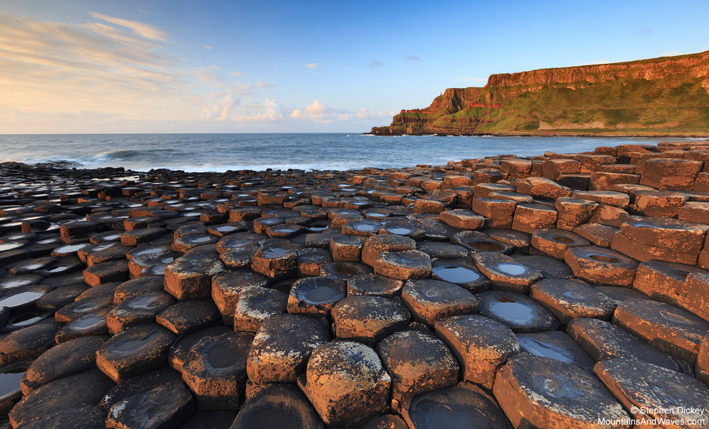 The Giant's Causeway, County Antrim, Northern Ireland