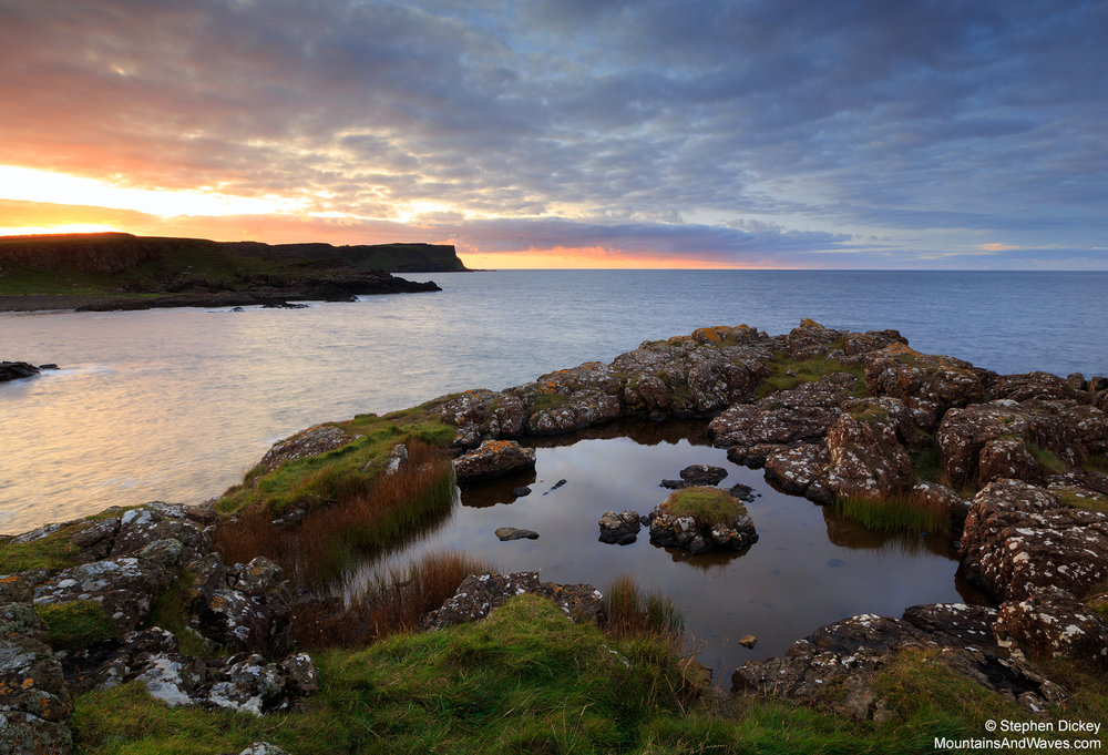 Dunseverick, County Antrim, Northern Ireland
