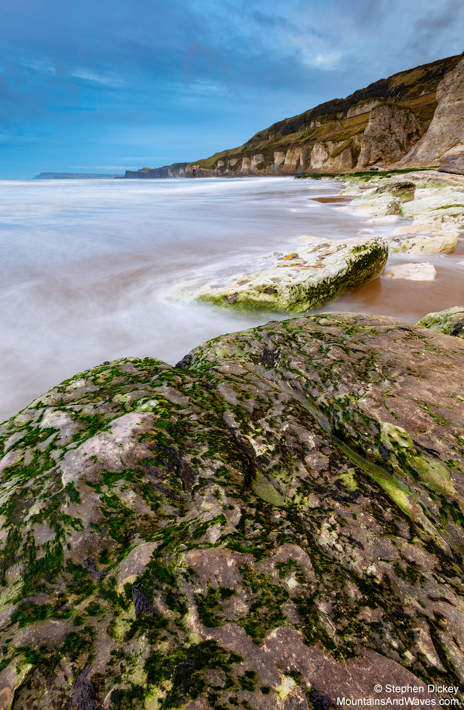 Whiterocks Beach, Northern Ireland