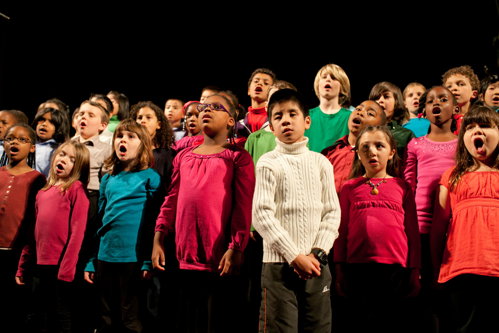 Oakland Children's Community Choir