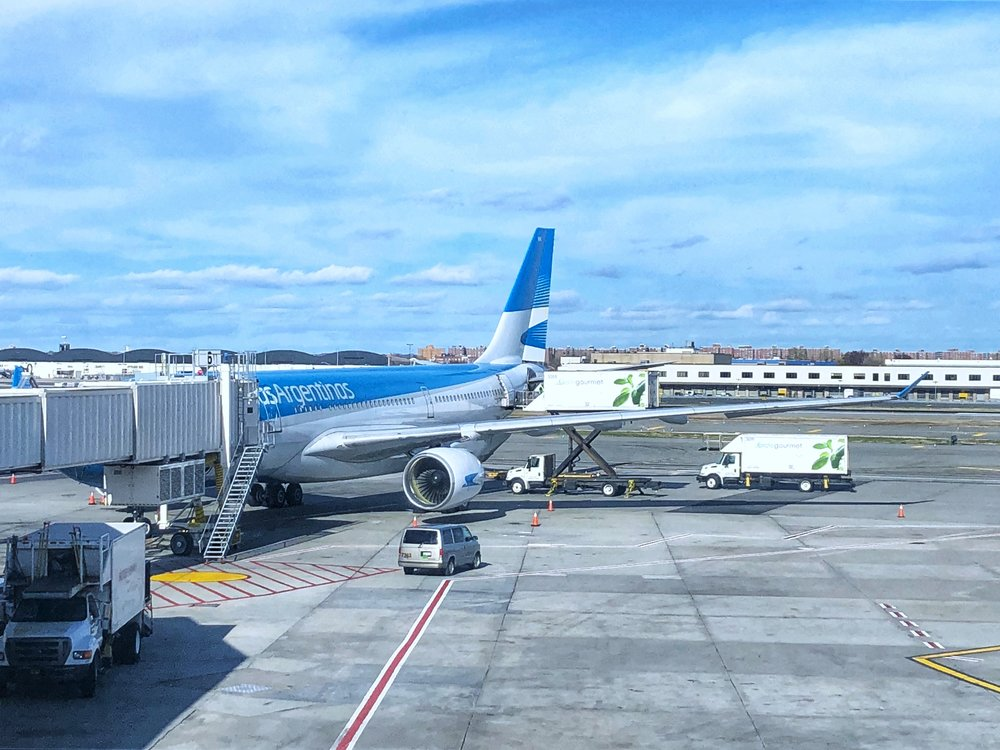 Boarding soon!