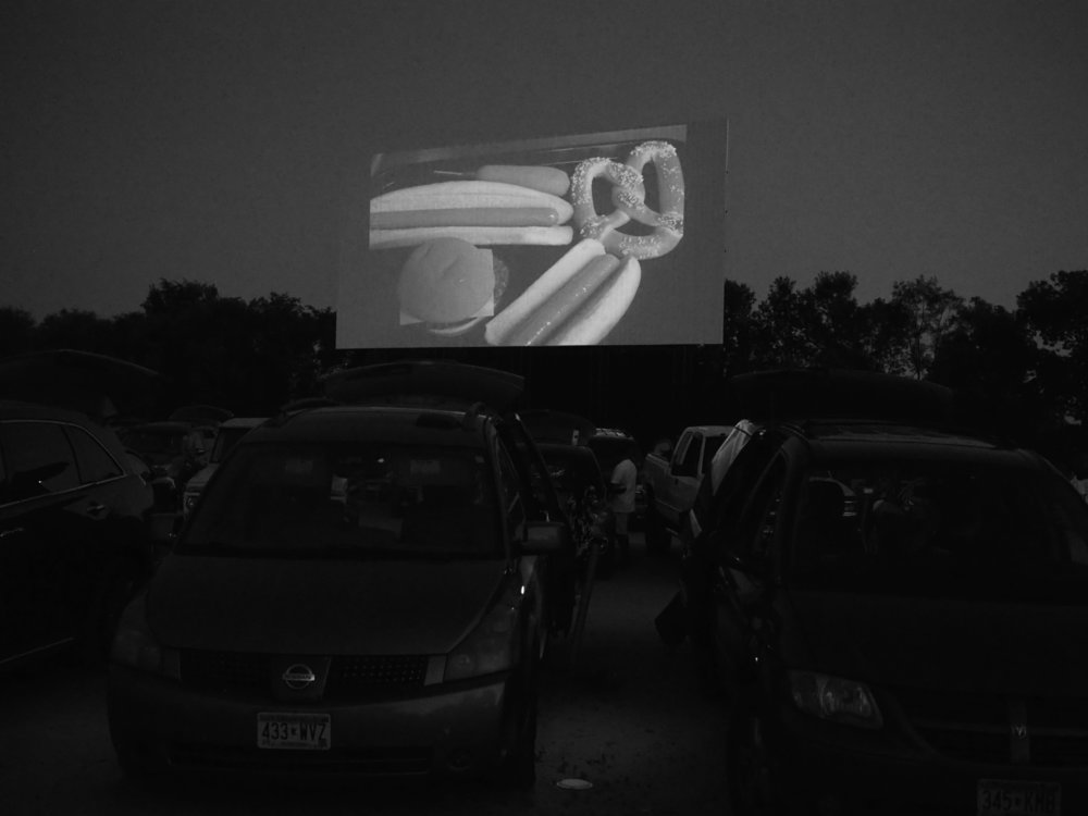 Drive-In. Lake Elmo, MN.