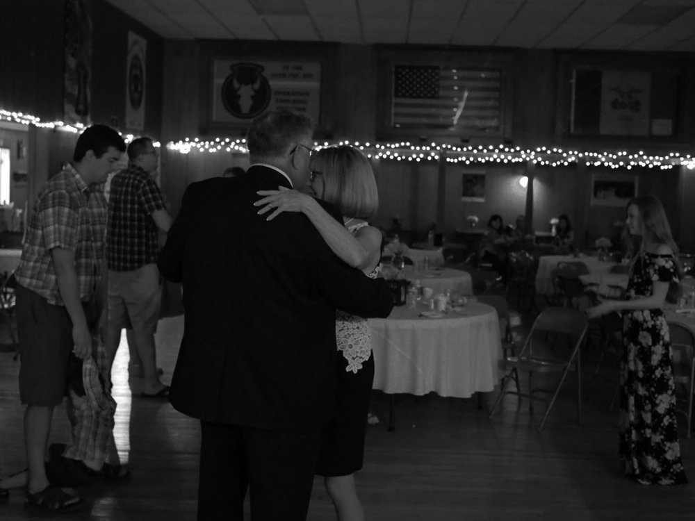 Anniversary Dance. Legion Hall.