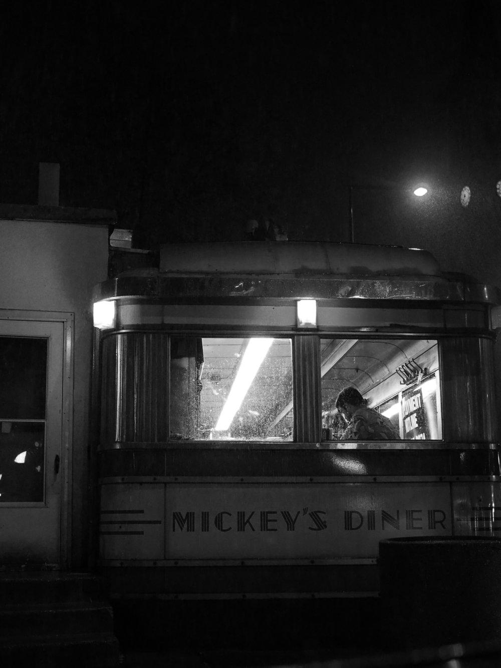 Mickey's Diner. Saint Paul, MN.