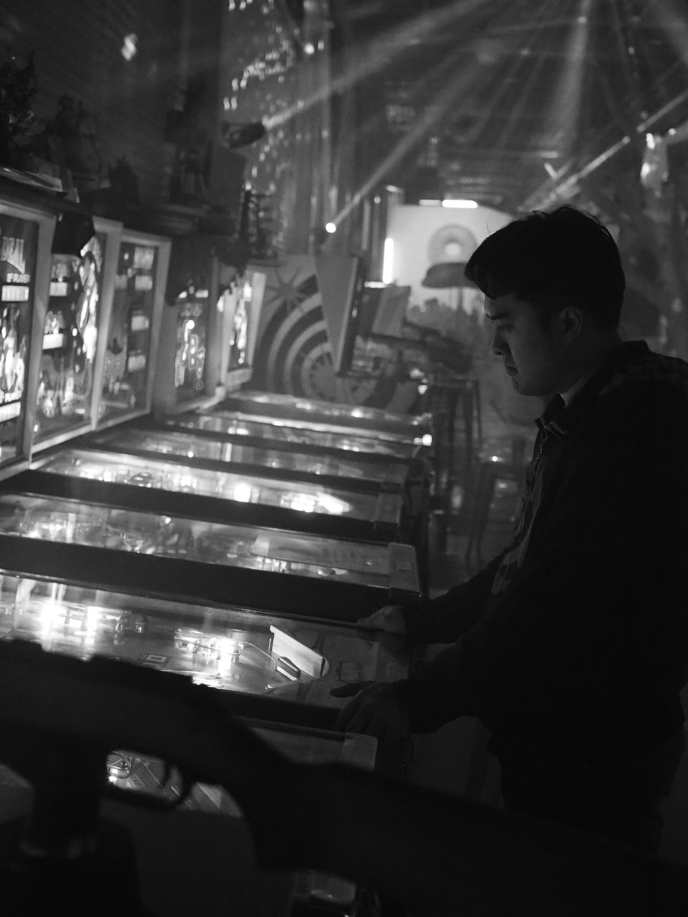 Pinball. Saint Paul, MN.