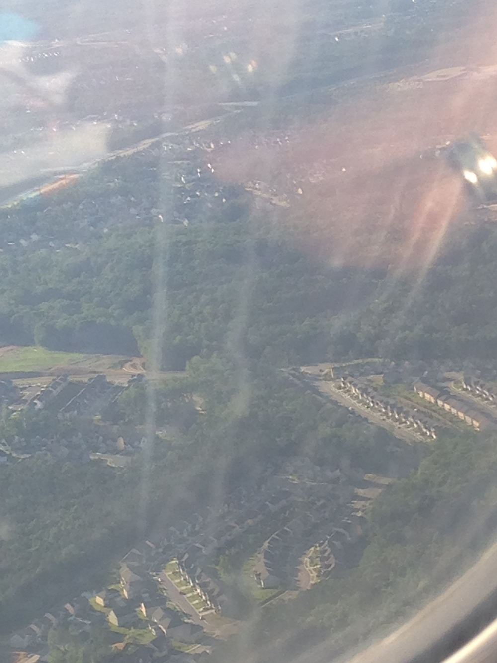 Landing back in NC.  2 more hours until home.
