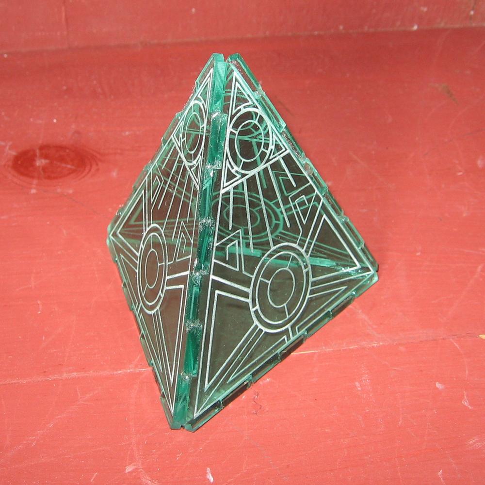 Nordlicht Tetrahedron