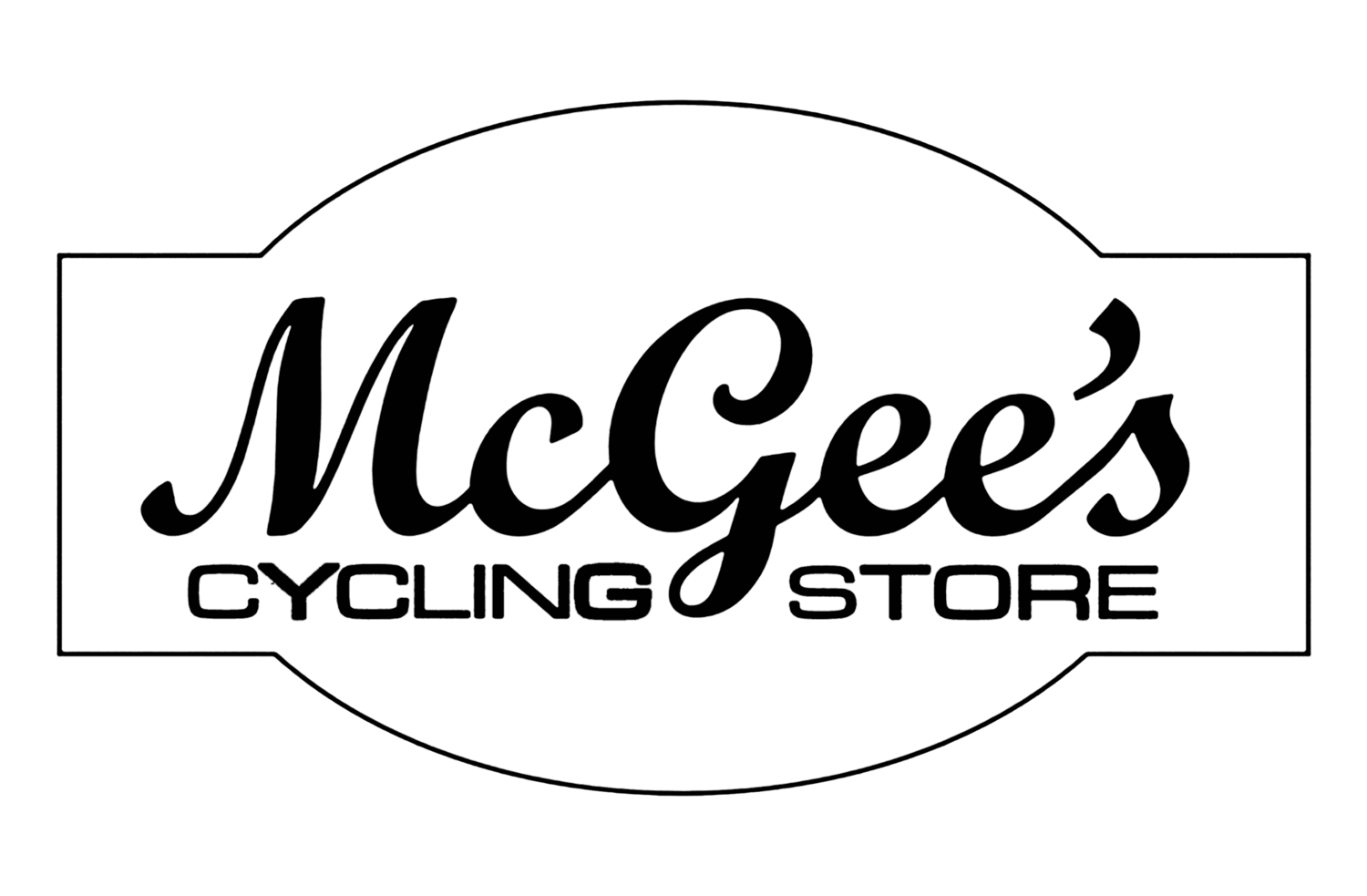 McGees Cycling Store