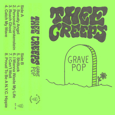 Thee Creeps - Grave Pop