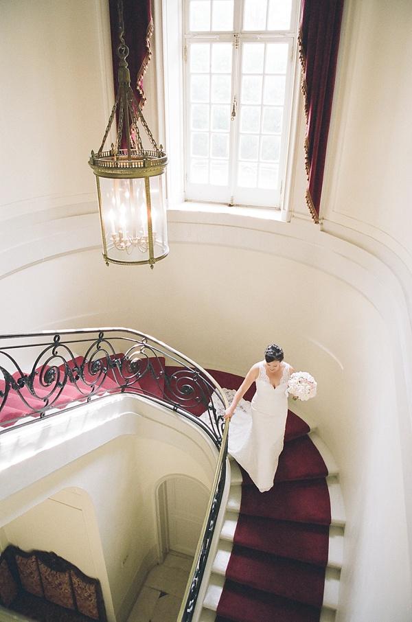 Adrienne + Chris   Glen Manor House, RI
