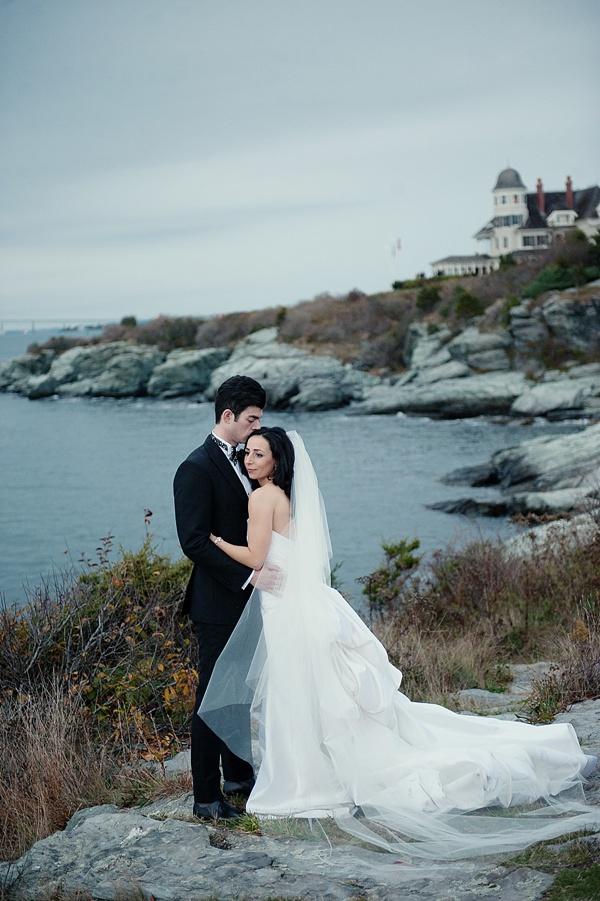 Shalaine + Gregory Newport, Rhode Island