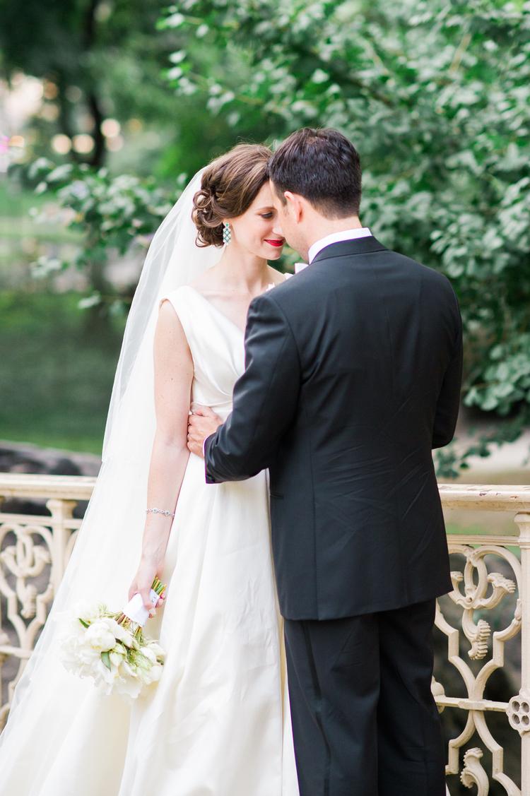 Lisa & John's Wedding Rainbow Room - NYC