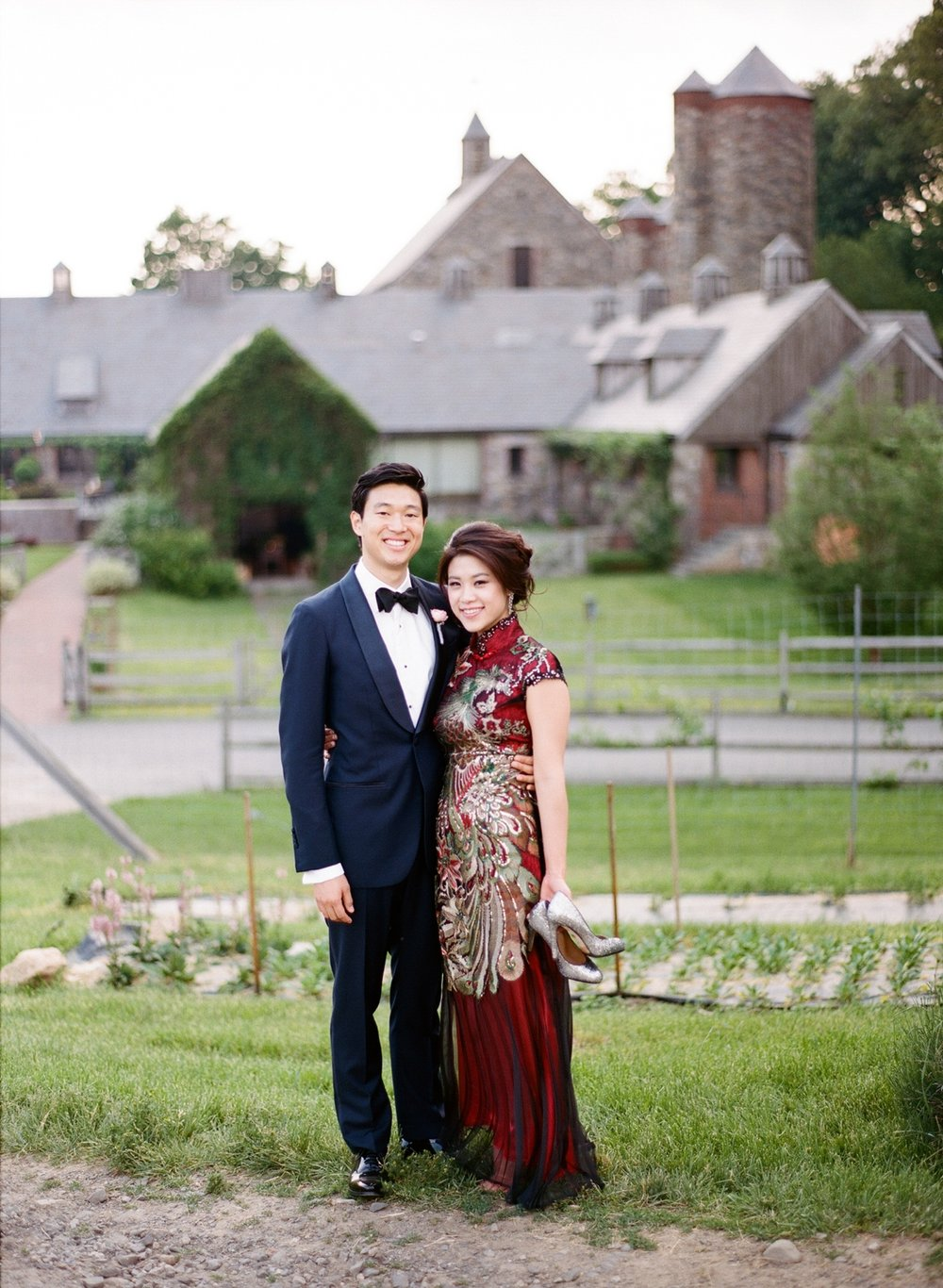 <b>Alice + Stephen</b><br><i>Blue Hill at Stone Barns | New York</i>