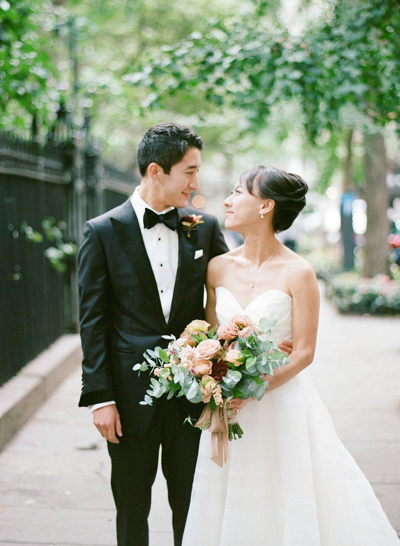 <b>Katie + Mike</b><br><i>Gramercy Park Hotel | NYC</i>