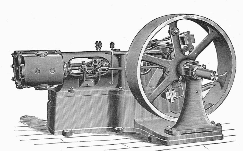 Steam Engine Thermodynamics