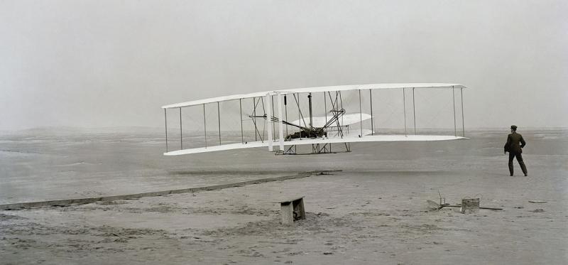 Wright Brothers Aerodynamics