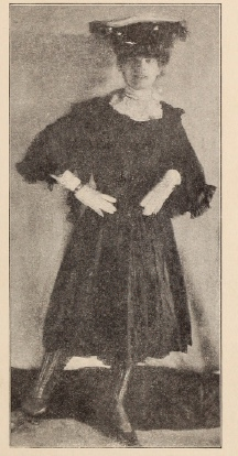 Photo of Loop-the-Loop, an early 20th century transgender sex worker