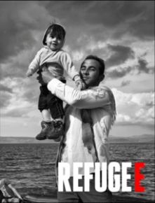REFUGEE Published by the Annenberg Space for Photography, with the UNHCR. Exhibition on view at the Newseum. [design / typography / proofreading]