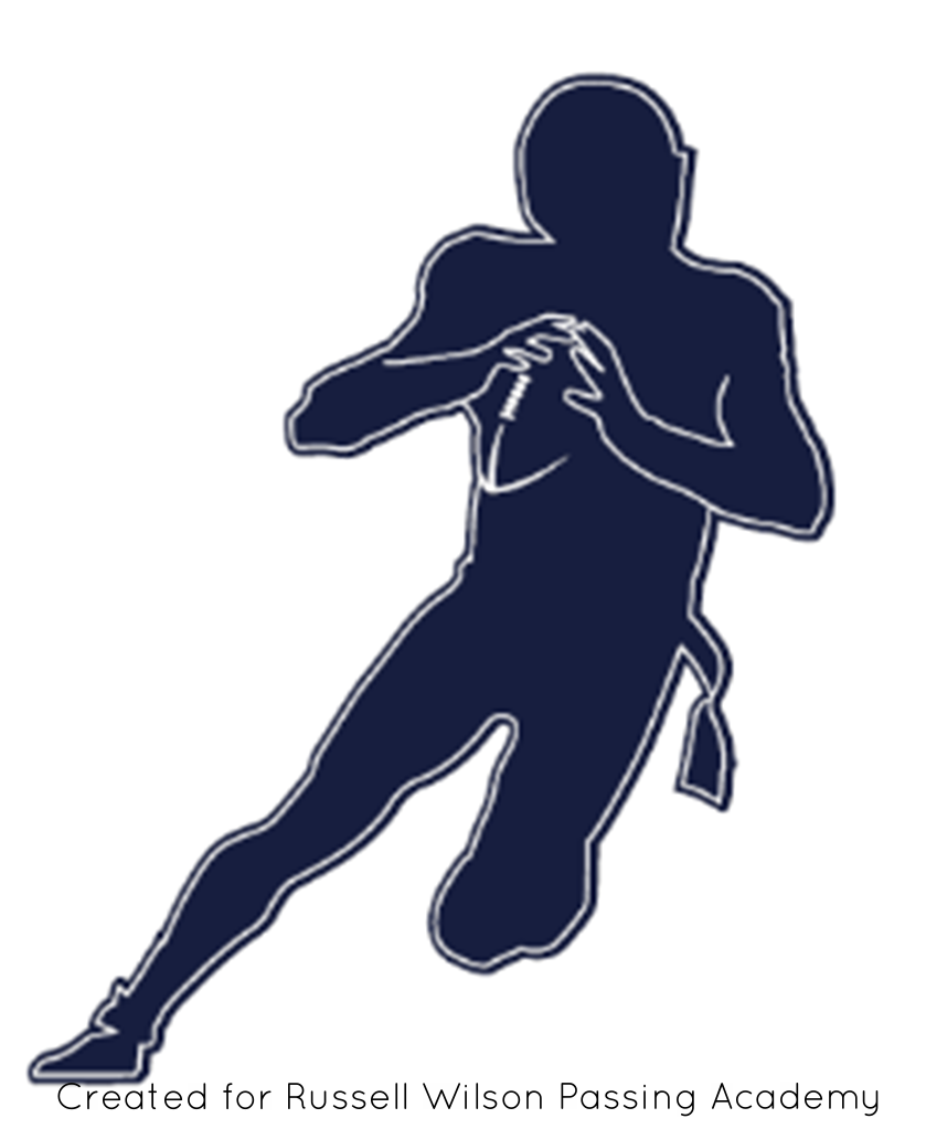 206 Sports Group Branded Logo for Russell Wilson Passing Academy