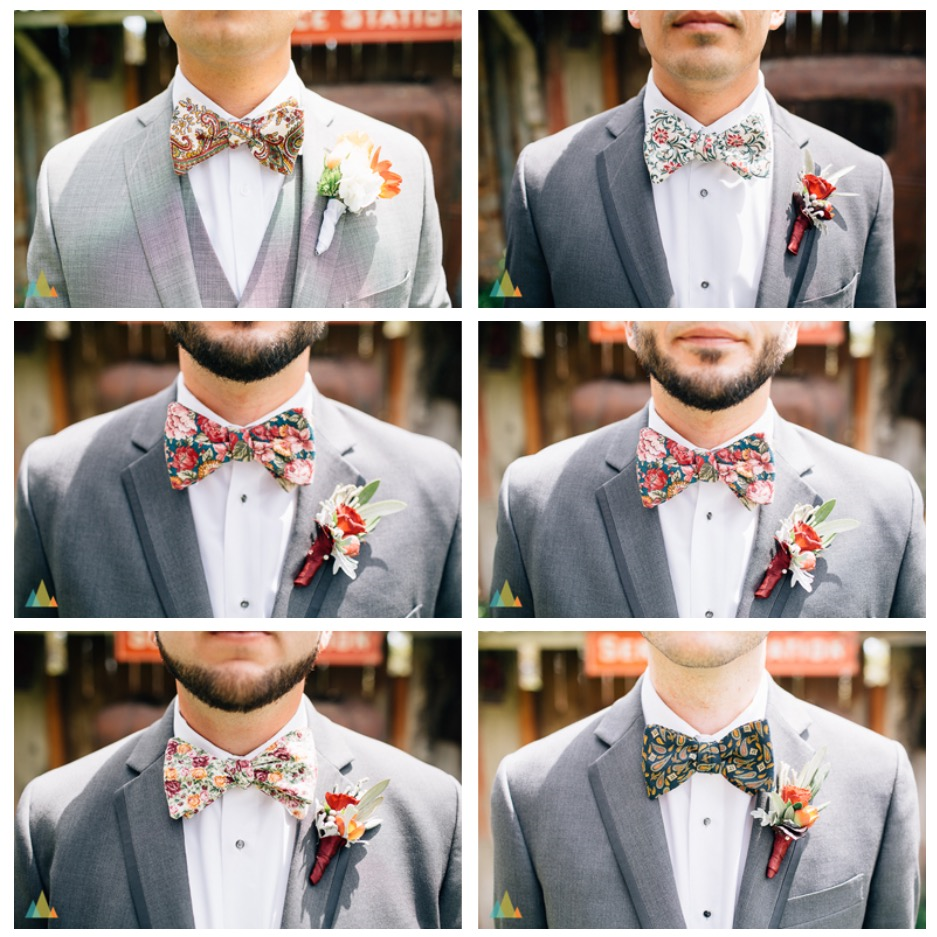 The items we make to order – boys' bow ties and custom-pattern ties are not considered standard, and may not be returned or replaced unless there is a defect in the fabric or a flaw in our workmanship. In addition, if we've customized an item for you, it may not be returned unless we've made an error.
