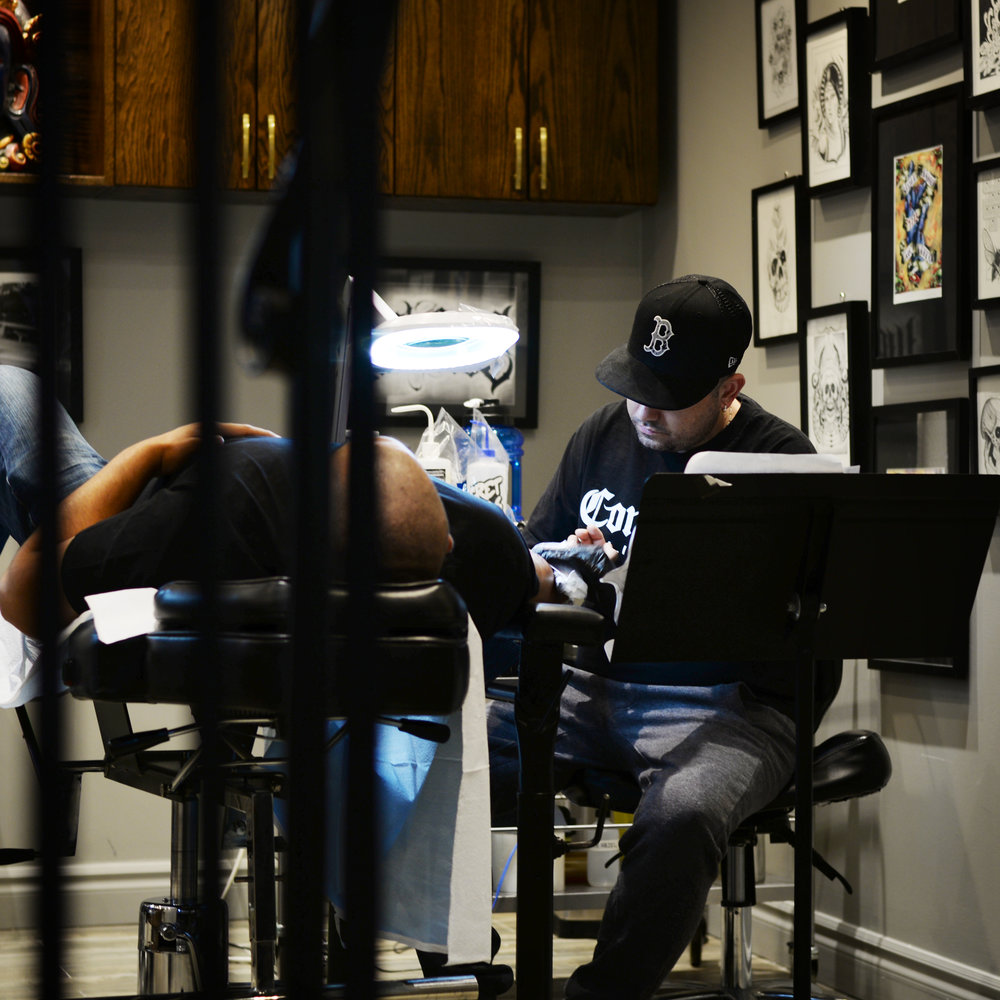 How To Get A Tattoo Apprenticeship — BLACK WIDOW TATTOO