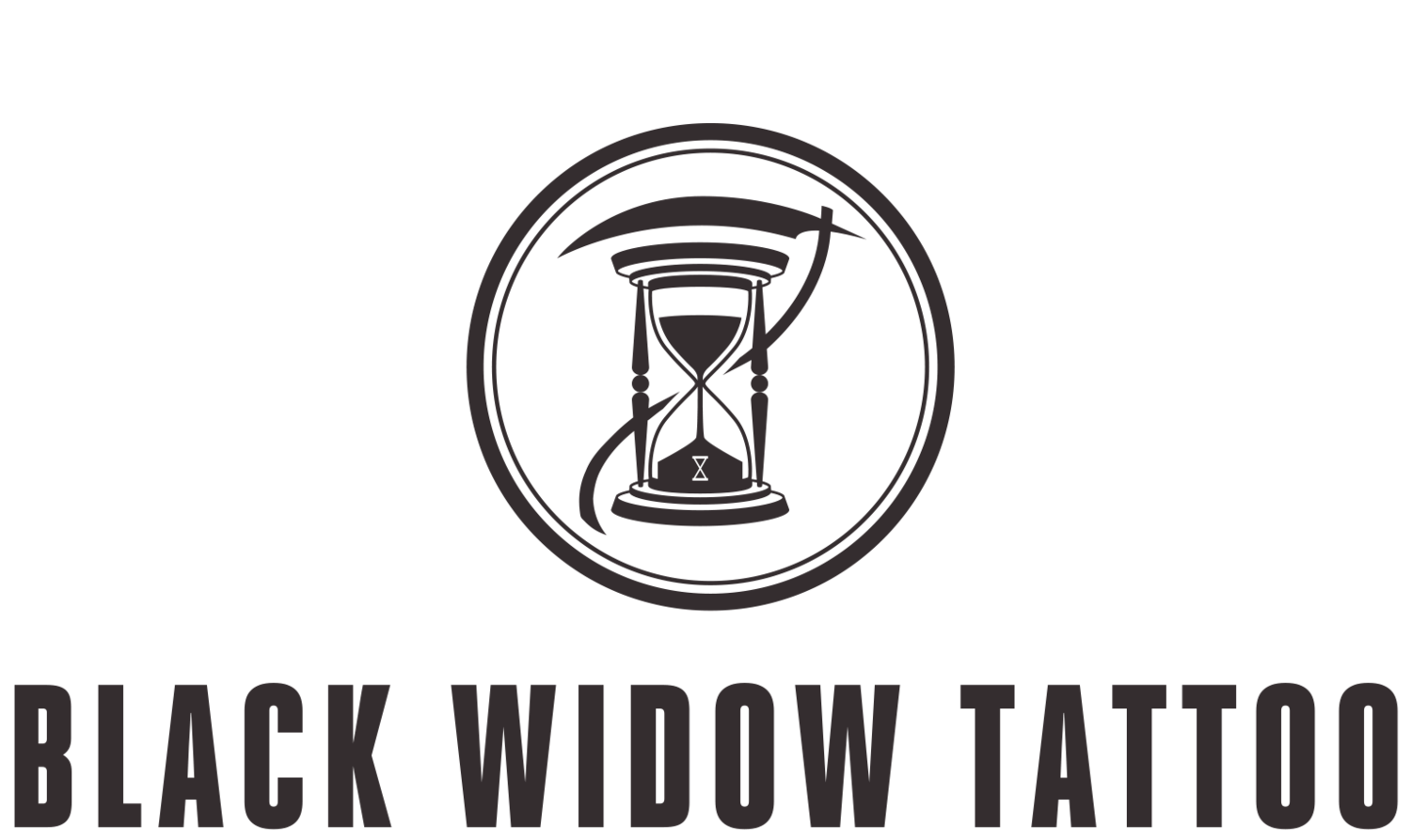 BLACK WIDOW TATTOO