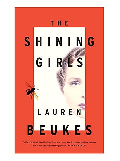 The Shining Girls // by Lauren Beukes