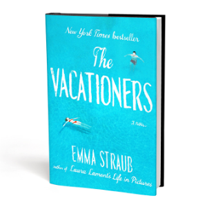 The Vacationers // by Emma Straub