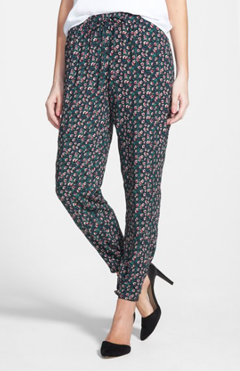 Print Woven Pants /  Nordstrom