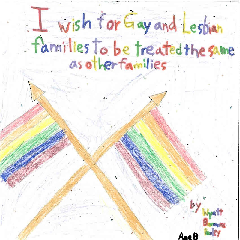 Wyatt's wish - age 8