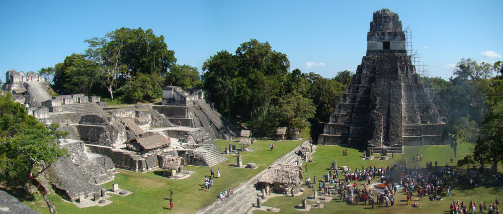Tikal was one of the most powerful kingdoms of the ancient Maya. Situated in the department of El Peten, this site is part of Guatemala's Tikal National Park. In 1979 it was declared a UNESCO World Heritage Site.
