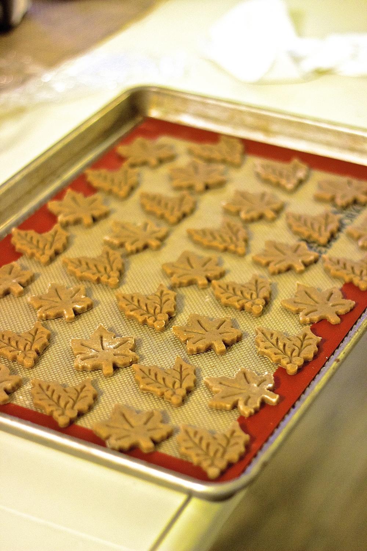 Vegan speculoos cookie recipe