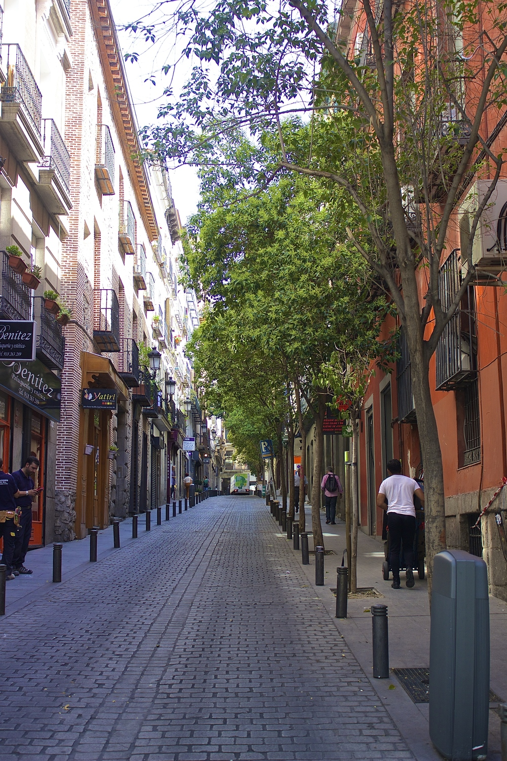 Madrid, Spain | Kneading Home