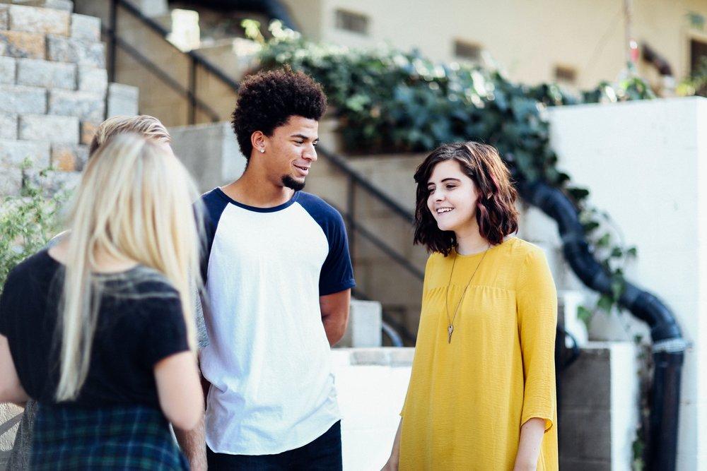 conversation RUOK wellbeing mental health